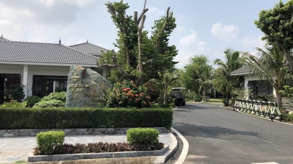 """Vụ dung túng cho sai phạm của Resort New Đồng Châu tại Thái Bình: Sai phạm được """"hợp thức hoá""""?"""