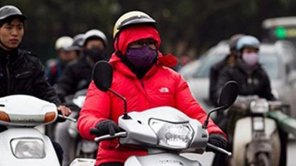 Không khí lạnh tràn về, đêm nay Bắc Bộ chuyển mưa lạnh