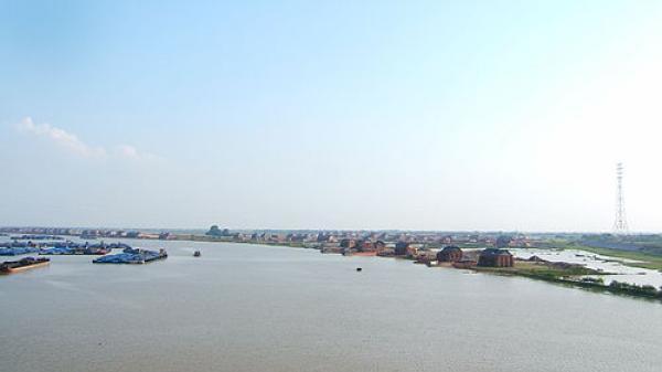 Lãnh đạo hai tỉnh thống nhất, sắp xây cầu qua sông Luộc nối Thái Bình với Hải Dương