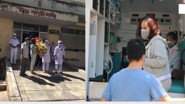 Ca 'siêu lây nhiễm' – bệnh nhân số 34 chính thức được tuyên bố khỏi bệnh Covid-19 sau 20 ngày điều trị, cách ly