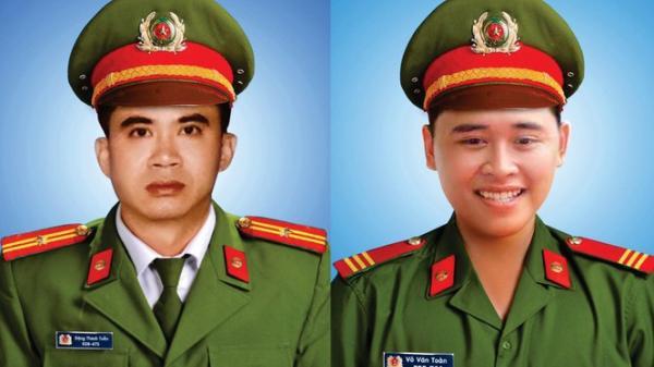 Chiến sĩ công an hi sinh khi làm nhiệm vụ: Bát mì tôm úp vội giữa mùa dịch COVID