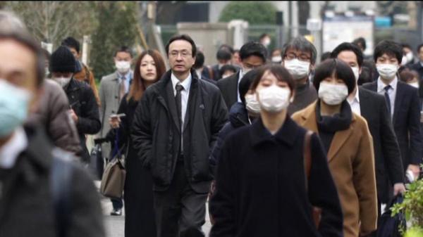 """Covid-19 tại Nhật Bản: Tin xấu ngày một dồn dập, Tokyo có nguy cơ trở thành """"New York thứ 2""""?"""
