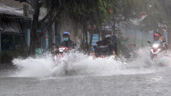 Từ chiều tối nay, Bắc Bộ, Bắc Trung Bộ có mưa dông mạnh, cần đề phòng mưa đá