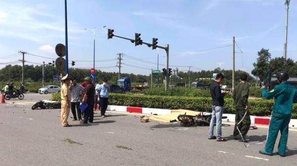 Danh tính các nạn nhân trong vụ thanh niên quê Đồng Tháp vượt đèn đỏ gây tai nạn khiến 3 người t.ử v.ong