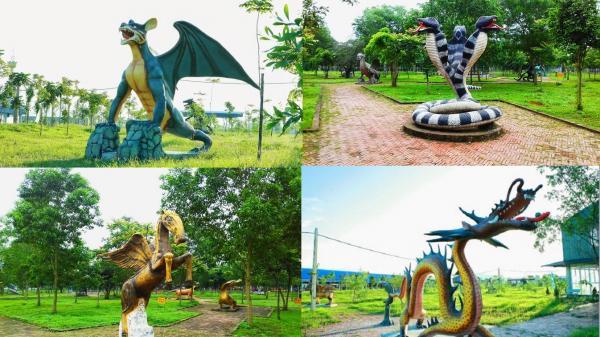 """Khu vườn toàn """"quái thú"""" độc, lạ và dị nhất Việt Nam"""