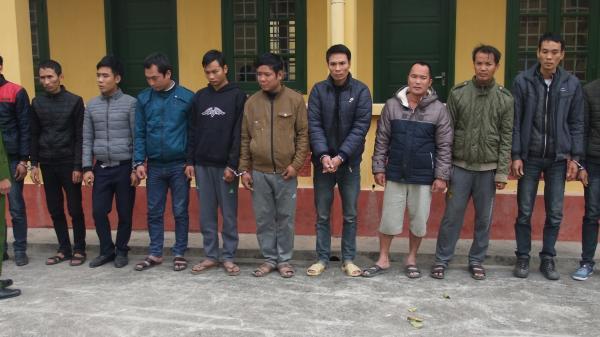 Công an thành phố Việt Trì triệt phá ổ nhóm đánh bạc