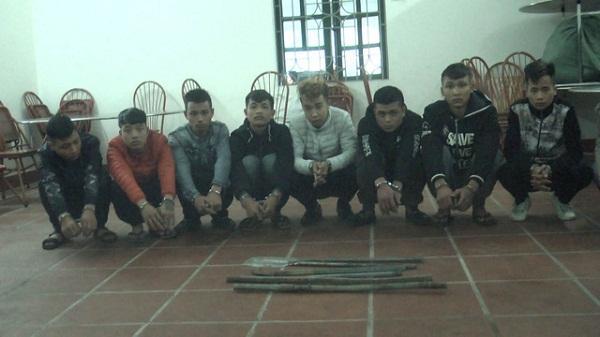 """Danh tính 9 thanh niên vừa """"cướp"""" vừa livestream ở Phú Thọ"""