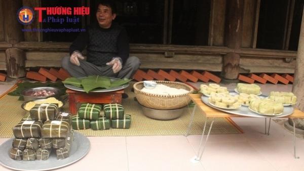 Bánh chưng Hùng Lô - Thương hiệu mang đậm hồn quê Việt