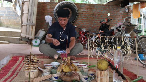 """Tục """"đóng cửa rừng"""" của người Mường Thanh Sơn (Phú Thọ)"""