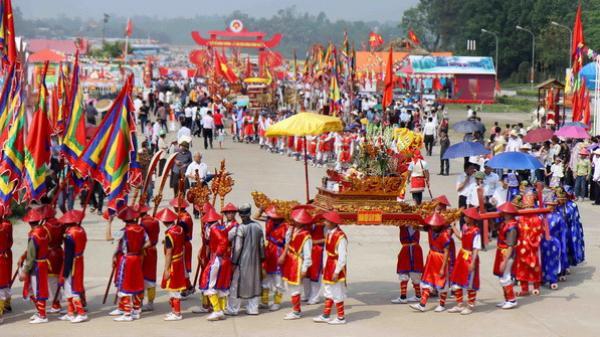 Thống nhất kế hoạch tổ chức Giỗ Tổ Hùng Vương - Lễ hội Đền Hùng với 4 tỉnh góp giỗ