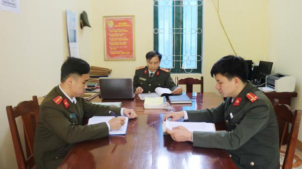 Cẩm Khê: Quay phim chụp ảnh tại UBND huyện bị xử phạt 2 triệu