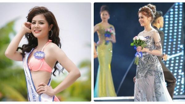 Người đẹp Phú Thọ Nguyễn Nữ Giang Ly xuất sắc lọt vào vòng chung kết Hoa Hậu Biển Việt Nam Toàn Cầu 2018