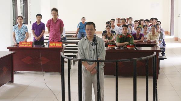 Phú Thọ: 4 năm tù cho hành vi cầm dao sát hại bạn nhậu