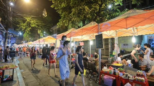 Việt Trì: Ra mắt tuyến phố ẩm thực