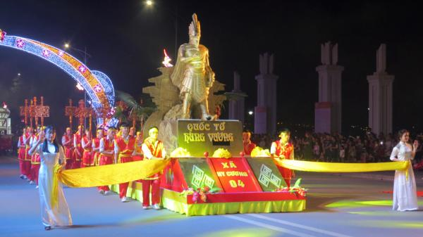 """Phú Thọ: 45 mô hình tham gia hội thi trình diễn trong lễ hội """"Văn hoá dân gian đường phố"""""""