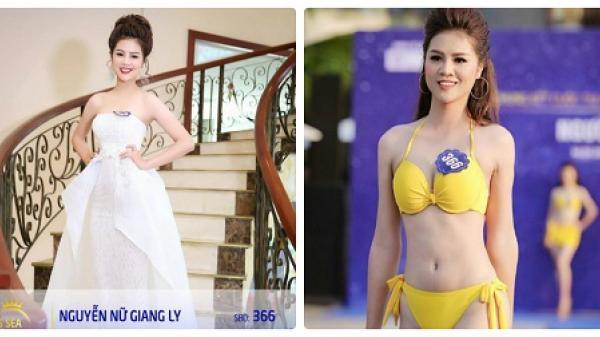 Người đẹp Phú Thọ NGUYỄN NỮ GIANG LY quyết tâm ĐOẠT VƯƠNG MIỆN Hoa Hậu Biển Việt Nam Toàn Cầu 2018