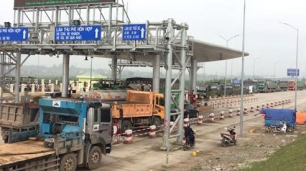 Chính thức miễn, giảm phí cho người dân khu vực qua Trạm BOT Tam Nông