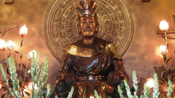 Câu hỏi hot nhất ngày: Vua Hùng họ gì và vì sao giỗ ngày 10.3?