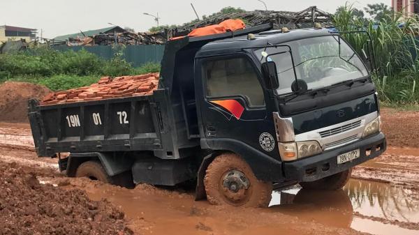 Chùm ảnh thành phố Việt Trì ngập nặng sau cơn mưa lớn