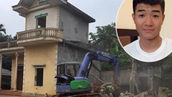 Nhận tiền thưởng sau chiến tích U23 châu Á, Đức Chinh xây nhà cho mẹ ở quê