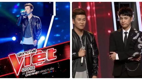 Hotboy Phú Thọ mạo hiểm lựa chọn bài hát của giám khảo The Voice Noo Phước Thịnh và cái kết bất ngờ