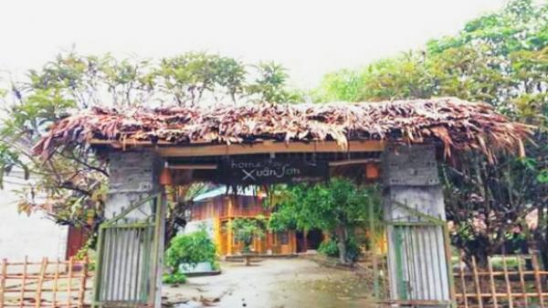 Khu nghỉ dưỡng Homestay Xuân Sơn, Tân Sơn