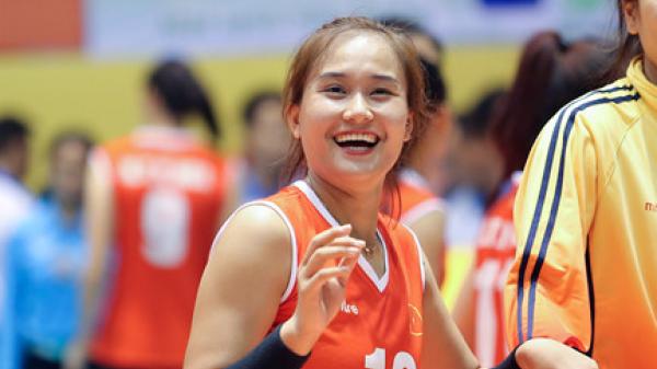 Hoa khôi bóng chuyền Phú Thọ và giấc mơ vàng SEA Games cho Việt Nam