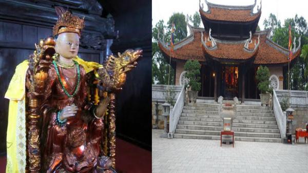 Về Phú Thọ nghe huyền tích cảm động về đền mẫu Âu Cơ
