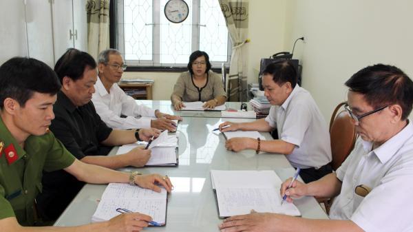 Phú Thọ: Hiệu quả công tác kiểm tra, giám sát của Đảng bộ phường Thanh Miếu