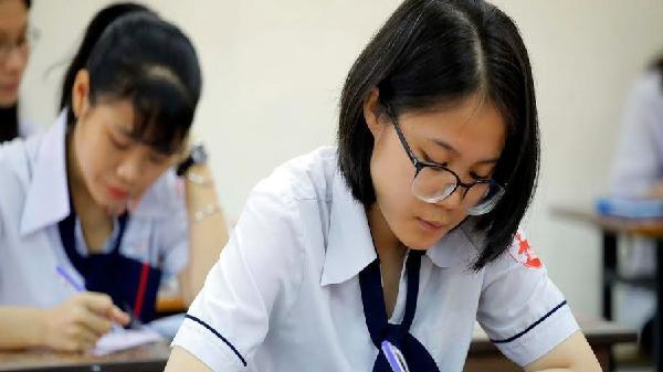 Đề tham khảo Sinh học giảm cả độ dài và độ khó