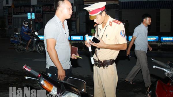 Công an tỉnh ra quân trấn áp tội phạm, bảo đảm an ninh trật tự dịp Quốc khánh