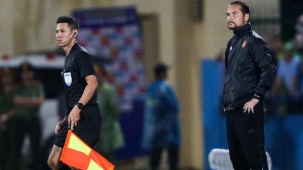 """HLV U23 Myanmar: """"Việt Nam là ứng cử viên số một ở SEA Games, khán giả Phú Thọ thật tuyệt vời"""""""
