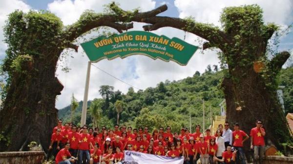Khu du lịch vườn quốc gia Xuân Sơn được bổ sung danh mục các địa điểm tiềm năng phát triển