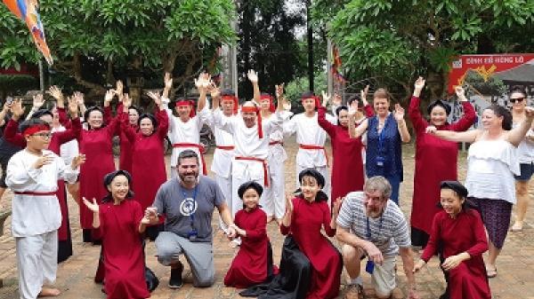 Phú Thọ: Phát triển du lịch cộng đồng bền vững