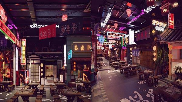 'Phát sốt' với các quán style HongKong chất lừ sắp khai trương đang được giới trẻ Phú Thọ săn đón