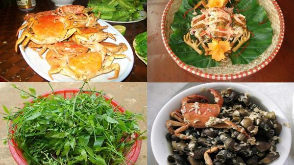 5 món ăn nhất đinh phải thử khi đến Vườn Quốc gia Xuân Sơn