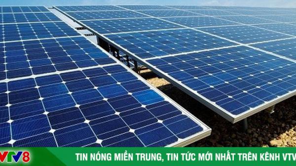 Phú Yên đề xuất xây dựng dự án điện năng lượng mặt trời