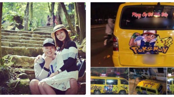 9X Phú Yên mê Pokemon đến mức dán kín xe khiến cộng đồng mạng thích thú