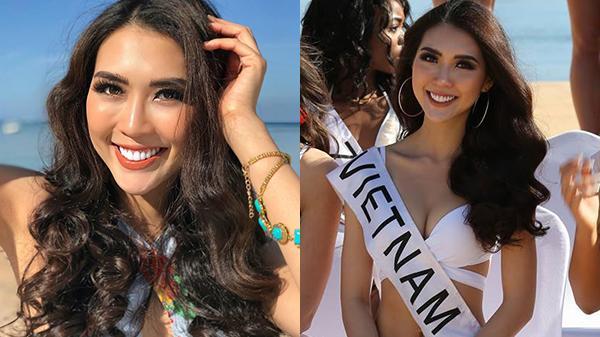 Fan Việt kêu gọi bình chọn cho người đẹp Phú Yên trước đêm chung kết Hoa hậu Liên Lục Địa 2017