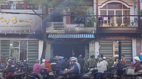 Phú Yên: Bà hỏa ghé thăm nhà bán ti vi, nhiều tài sản bị thiêu rụi trong đêm