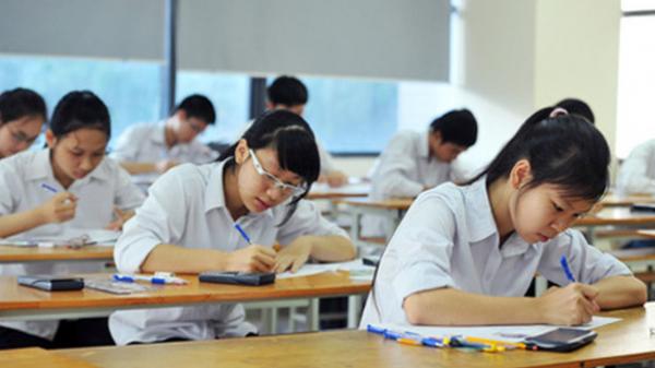 Kỳ thi THPT quốc gia năm 2017: Phú Yên có 50 điểm 10