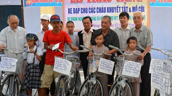 Phú Yên: Tạo cơ hội cho người khuyết tật vươn lên