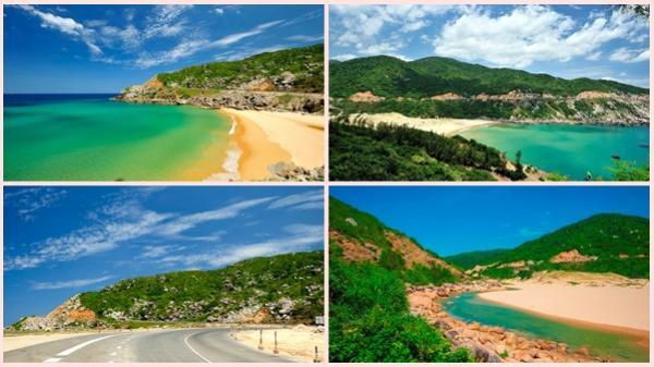 'Ghé thăm' bãi biển 'hot' bậc nhất Nam Trung Bộ