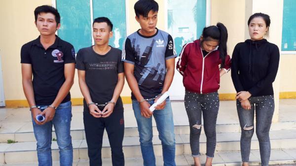 Phú Yên: Xóa sổ đường dây mua bán trái phép chất ma túy liên tỉnh
