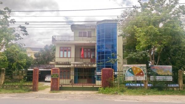 """Phú Yên: Kế toán Hạt kiểm lâm huyện Sơn Hòa """"mất tích"""" gần một tháng qua"""