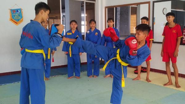 Giải vô địch trẻ Vovinam toàn quốc lần thứ XVI - năm 2018: Ngày hội võ Việt tại Phú Yên