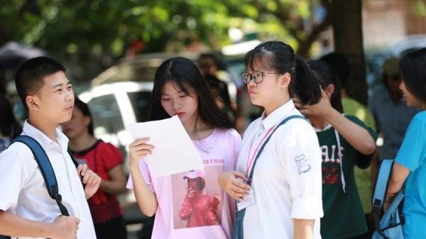 Điểm chuẩn trúng tuyển vào lớp 10 năm học 2018 -2019 tại Phú Yên