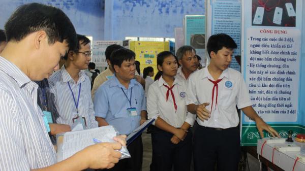 Phú Yên: Nhân rộng hoạt động nghiên cứu khoa học trong trường học
