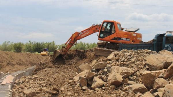 Khởi công xây dựng một số công trình tại Tuy An