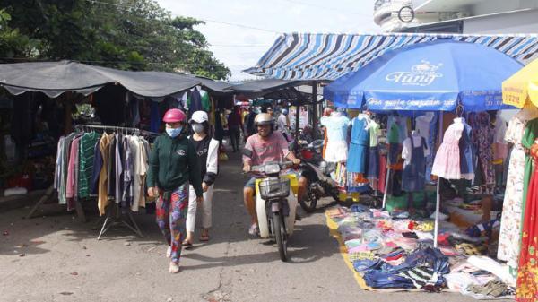 Phú Yên: Chợ Sông Cầu cần sớm được di dời và xây mới